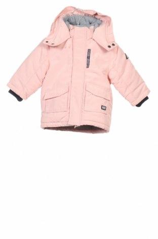 Детско яке Staccato, Размер 9-12m/ 74-80 см, Цвят Розов, 100% полиестер, Цена 59,84лв.