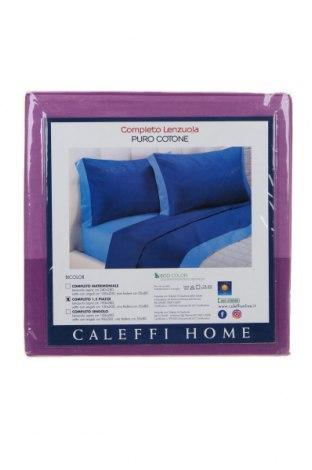 Комплект спално бельо Caleffi, Χρώμα Βιολετί, Βαμβάκι, Τιμή 29,60€