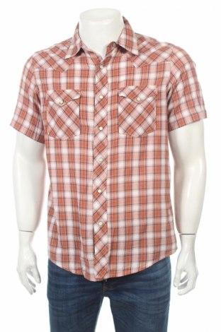Мъжка риза American Living, Размер M, Цвят Многоцветен, Памук, Цена 4,46лв.