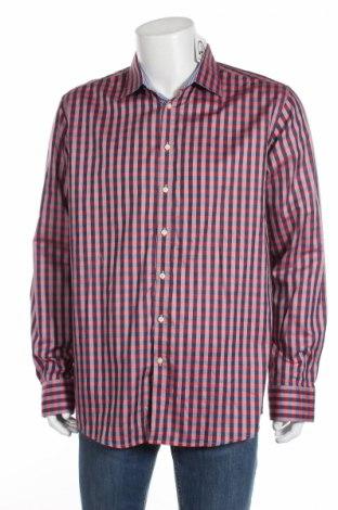 Мъжка риза Sand, Размер M, Цвят Многоцветен, Памук, Цена 8,75лв.