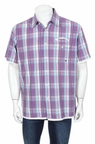 Мъжка риза Tom Tailor, Размер XL, Цвят Многоцветен, Памук, Цена 6,30лв.