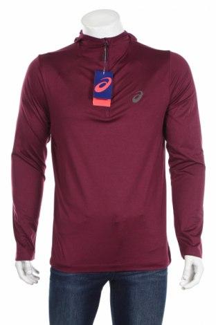 Bluză trening de bărbați ASICS, Mărime L, Culoare Mov, 88% poliester, 12% elastan, Preț 130,74 Lei