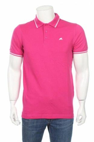 Ανδρικό t-shirt Bpc Bonprix Collection, Μέγεθος M, Χρώμα Ρόζ , Βαμβάκι, Τιμή 9,56€