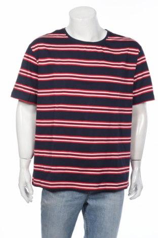 Мъжка тениска John Baner, Размер XXL, Цвят Син, 100% памук, Цена 19,04лв.