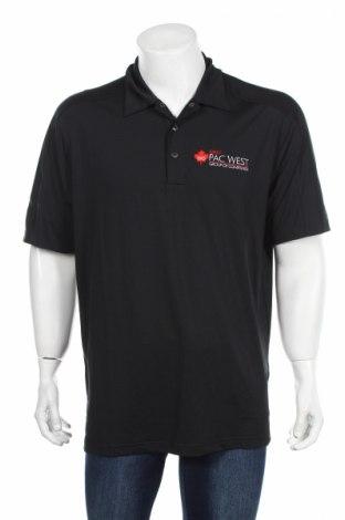 Ανδρικό t-shirt Ogio, Μέγεθος L, Χρώμα Μαύρο, 90% πολυεστέρας, 10% ελαστάνη, Τιμή 5,26€