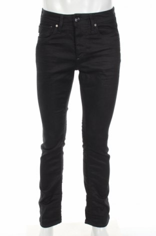 Мъжки дънки Originals By Jack & Jones, Размер S, Цвят Черен, 95% памук, 4% полиестер, 1% еластан, Цена 21,84лв.