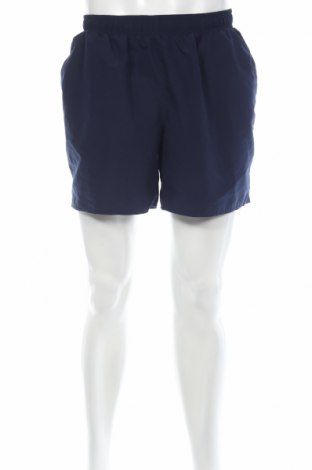 Мъжки къс панталон Domyos, Размер L, Цвят Син, Полиестер, Цена 5,70лв.