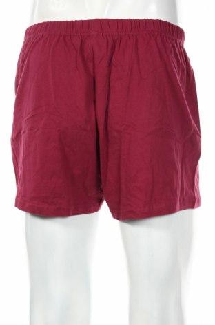 Мъжки комплект Bpc Bonprix Collection, Размер M, Цвят Червен, Памук, Цена 29,92лв.
