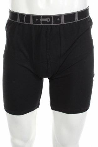 Мъжки комплект Bpc Bonprix Collection, Размер XL, Цвят Черен, Памук, Цена 35,36лв.