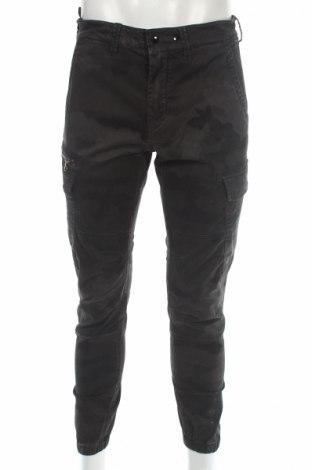 Ανδρικό παντελόνι Replay, Μέγεθος S, Χρώμα Πολύχρωμο, 98% βαμβάκι, 2% ελαστάνη, Τιμή 43,12€
