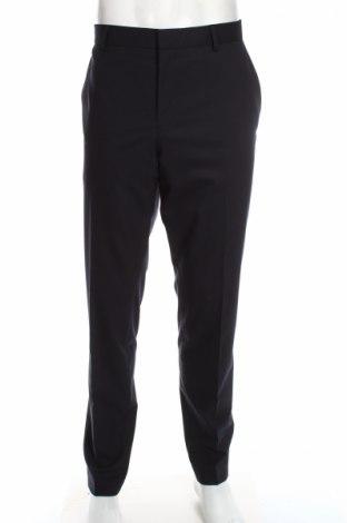 Pánske nohavice  S.Oliver, Veľkosť XL, Farba Modrá, 66% polyester, 32% viskóza, 2% elastan, Cena  23,51€