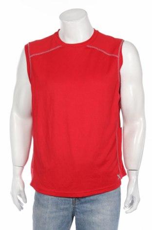 Pánske tielko , Veľkosť XL, Farba Červená, Polyester, Cena  5,22€