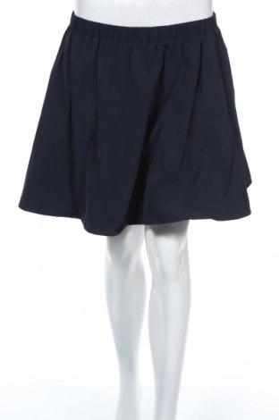 Пола H&M, Размер S, Цвят Син, 100% полиестер, Цена 4,72лв.