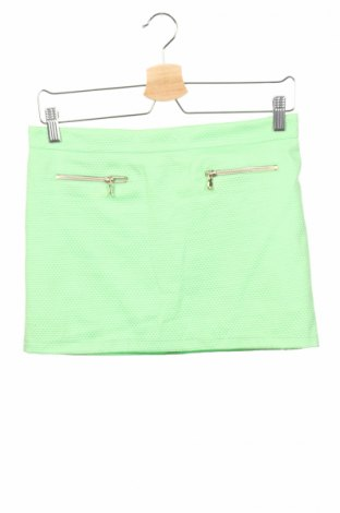 Fustă-pantalon. Apunto, Mărime 12-13y/ 158-164 cm, Culoare Verde, 50% poliester, 47% bumbac, 3% elastan, Preț 11,61 Lei