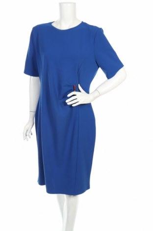 Φόρεμα Dorothy Perkins, Μέγεθος XL, Χρώμα Μπλέ, 94% πολυεστέρας, 6% ελαστάνη, Τιμή 26,72€