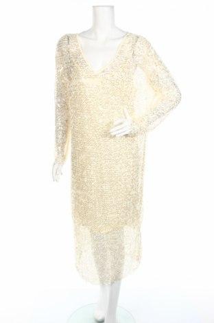 Φόρεμα Love Copenhagen, Μέγεθος XL, Χρώμα Εκρού, Πολυεστέρας, Τιμή 41,44€