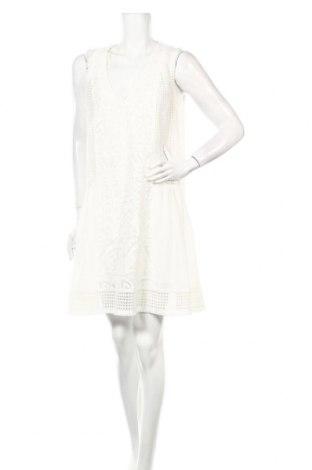 Рокля Sisley, Размер XL, Цвят Бял, Полиестер, Цена 42,16лв.
