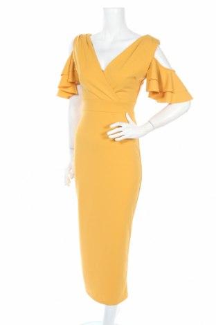 Šaty  Wal G, Veľkosť M, Farba Žltá, Cena  33,03€