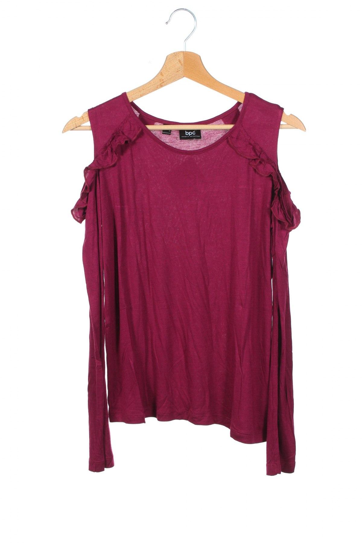 Детска блуза Bpc Bonprix Collection, Размер 14-15y/ 168-170 см, Цвят Лилав, Вискоза, Цена 8,00лв.
