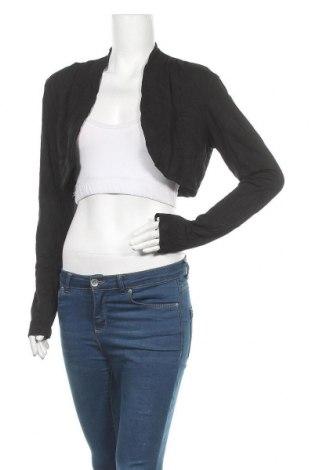 Μπολερό Flash Woman, Μέγεθος L, Χρώμα Μαύρο, 95% βισκόζη, 5% ελαστάνη, Τιμή 16,07€