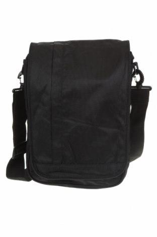 Τσάντα, Χρώμα Μαύρο, Κλωστοϋφαντουργικά προϊόντα, Τιμή 24,03€