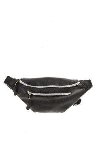 Чанта за кръст, Цвят Черен, Еко кожа, Цена 17,85лв.
