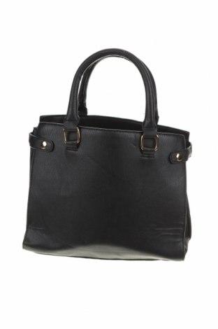 Дамска чанта, Цвят Черен, Еко кожа, Цена 20,33лв.