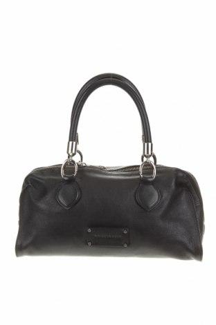 Дамска чанта Coccinelle, Цвят Черен, Естествена кожа, Цена 163,80лв.