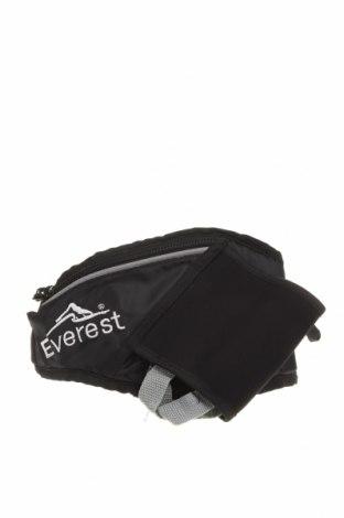 Чанта за кръст Everest, Цвят Черен, Текстил, Цена 33,60лв.