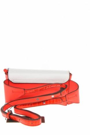 Чанта за кръст Verde, Цвят Бял, Еко кожа, Цена 18,62лв.