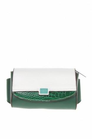 Чанта за кръст Verde, Цвят Бял, Еко кожа, Цена 36,75лв.