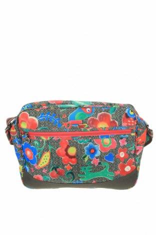 Чанта за лаптоп Oilily, Цвят Многоцветен, Текстил, Цена 55,50лв.