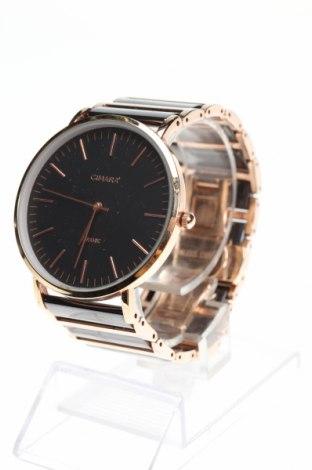 Ρολόι, Χρώμα Μαύρο, Μέταλλο, Τιμή 15,80€