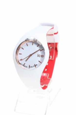 Ceas Ice Watch, Culoare Alb, Silicon, Preț 279,77 Lei