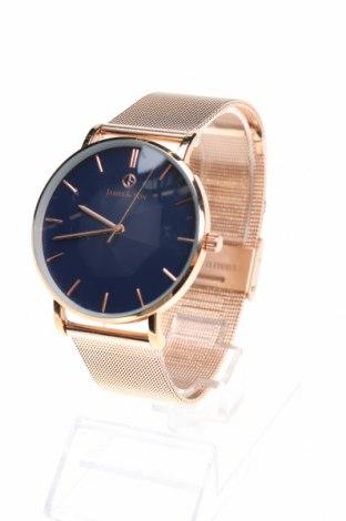 Ρολόι James & Son, Χρώμα Χρυσαφί, Μέταλλο, Τιμή 48,48€