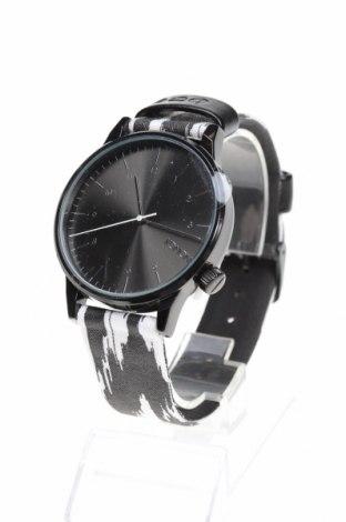 Часовник Komono, Цвят Черен, Метал, текстил, Цена 45,87лв.