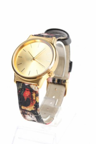 Ρολόι Komono, Χρώμα Πολύχρωμο, Μέταλλο, κλωστοϋφαντουργικά προϊόντα, Τιμή 38,40€