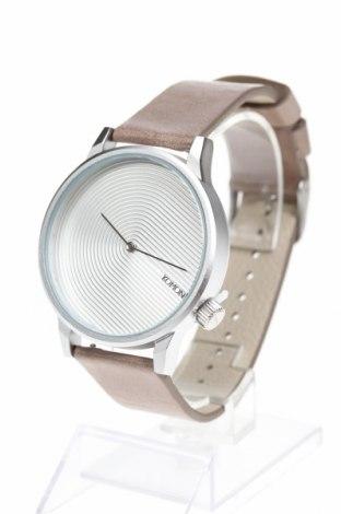 Часовник Komono, Цвят Бежов, Метал, естествена кожа, Цена 78,97лв.