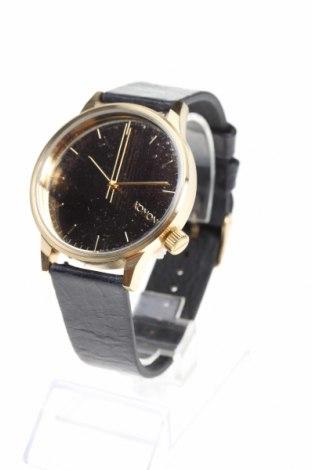 Ρολόι Komono, Χρώμα Μπλέ, Μέταλλο, γνήσιο δέρμα, Τιμή 23,04€