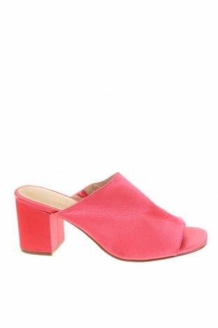 Pantofle Atmos & Here, Velikost 38, Barva Růžová, Textile , Cena  316,00Kč