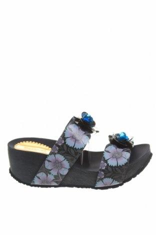 Pantofle Desigual, Velikost 38, Barva Modrá, Eko kůže, Cena  1365,00Kč