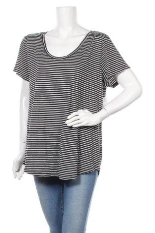 Γυναικεία μπλούζα A.N.A., Μέγεθος XXL, Χρώμα Πολύχρωμο, 70% βισκόζη, 30% πολυεστέρας, Τιμή 18,19€