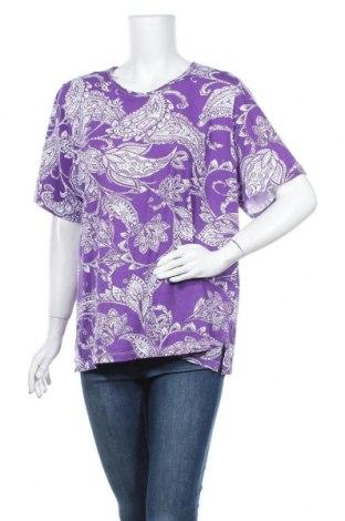 Γυναικεία μπλούζα Alia, Μέγεθος XL, Χρώμα Βιολετί, Τιμή 11,04€