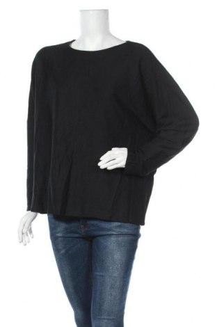 Дамска блуза Anko, Размер XL, Цвят Черен, 79% полиестер, 23% вискоза, 2% еластан, Цена 7,14лв.