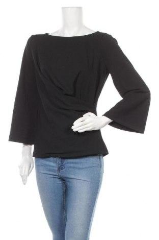 Γυναικεία μπλούζα Ann Taylor, Μέγεθος L, Χρώμα Μαύρο, 95% πολυεστέρας, 5% ελαστάνη, Τιμή 20,78€