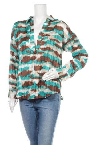 Γυναικεία μπλούζα Ann Taylor, Μέγεθος M, Χρώμα Πολύχρωμο, 99% πολυεστέρας, 1% μεταλλικά νήματα, Τιμή 20,78€