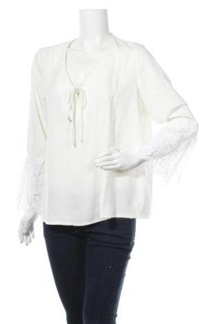 Дамска блуза Ashley Brooke, Размер L, Цвят Бял, Полиестер, Цена 15,96лв.