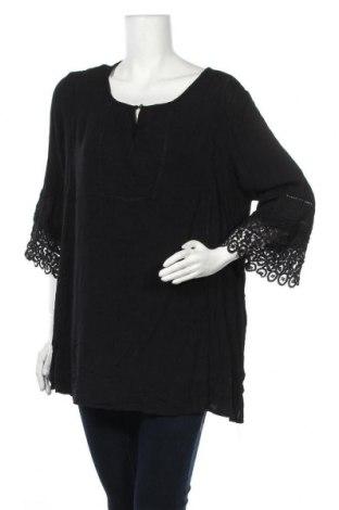 Γυναικεία μπλούζα Autograph, Μέγεθος XL, Χρώμα Μαύρο, Βισκόζη, Τιμή 11,69€