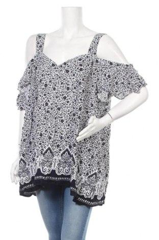 Γυναικεία μπλούζα Autograph, Μέγεθος XXL, Χρώμα Λευκό, Βισκόζη, Τιμή 11,11€