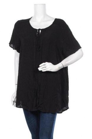 Γυναικεία μπλούζα Autograph, Μέγεθος XL, Χρώμα Μαύρο, Βαμβάκι, Τιμή 11,72€